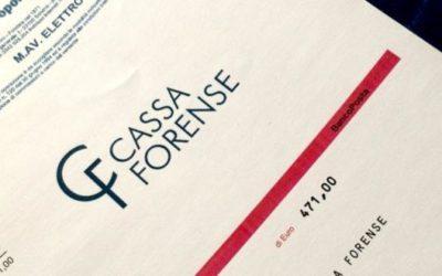 Cassa Forense: prescrizione quinquennale della sanzione per omessa comunicazione del reddito professionale