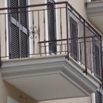 balconi aggettanti condominio