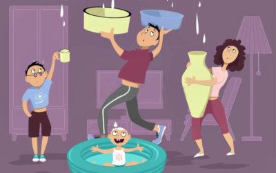 CONDOMINIO:infiltrazioni d'acqua, chi è il responsabile?